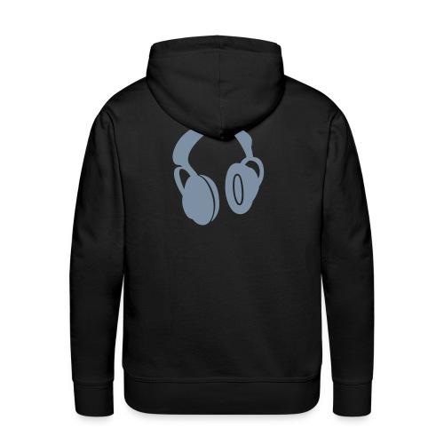 Headfones - Men's Premium Hoodie