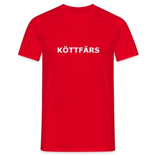 Köttfärs - Men's T-Shirt