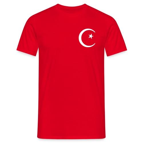 Türkiye - Männer T-Shirt