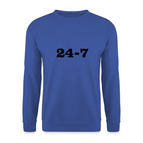 24-7!white - Männer Pullover