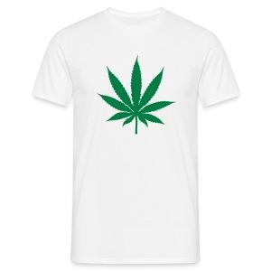 t-shirt weed - Mannen T-shirt