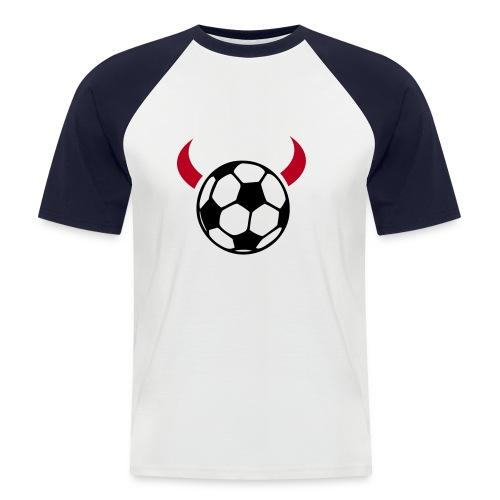 Test T-Shirt - Männer Baseball-T-Shirt
