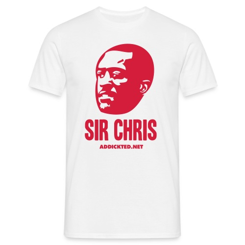 Sir Chris - Men's T-Shirt