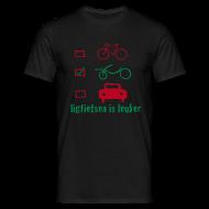 T-shirts ~ Mannen T-shirt ~ LiL T-shirt/flock