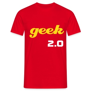 Geek 2.0  - Men's T-Shirt