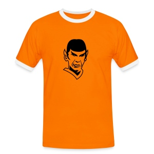 STAR TREK Uniform T-Shirt - Men's Ringer Shirt