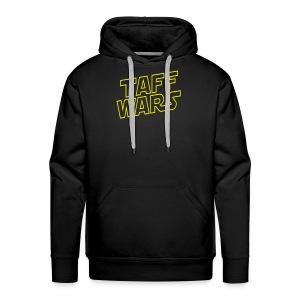 Taff Wars BLACK Hooded Sweat - Men's Premium Hoodie