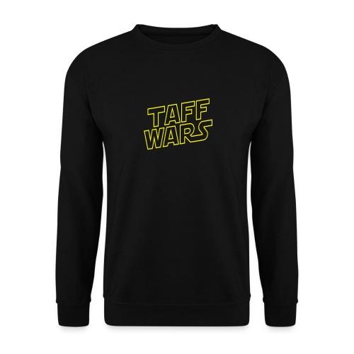 Taff Wars BLACK Sweatshirt - Men's Sweatshirt