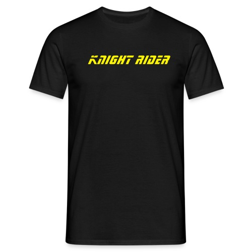 Knight Rider - Men's T-Shirt