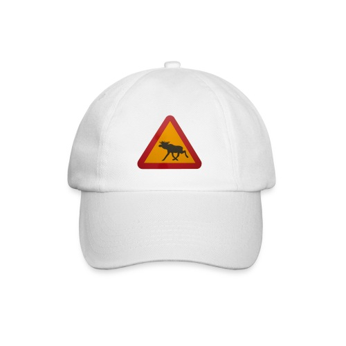 warnschild cap - Baseballkappe