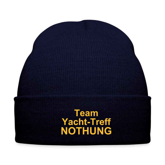 "Team Thermal Hat ""NOTHUNG"""