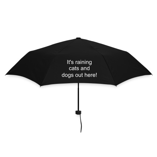 Promotional Umbrella - Umbrella (small)