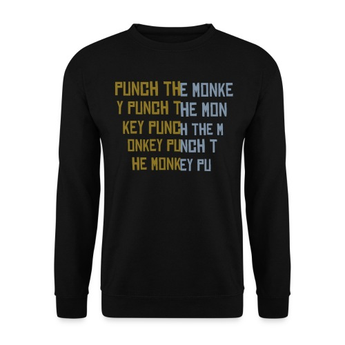Punch The Monkey - SWEAT - Männer Pullover