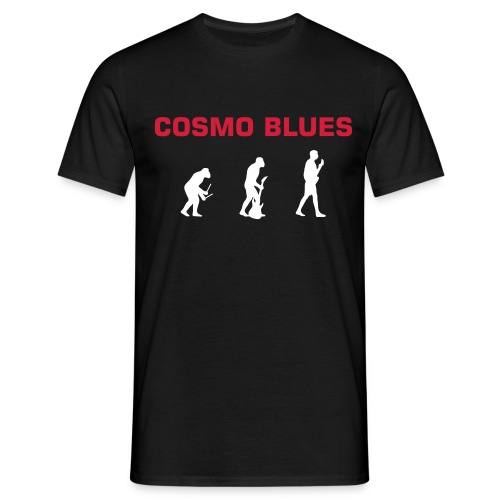 le Tee shirt Cosmo blues exclusif!! - T-shirt Homme