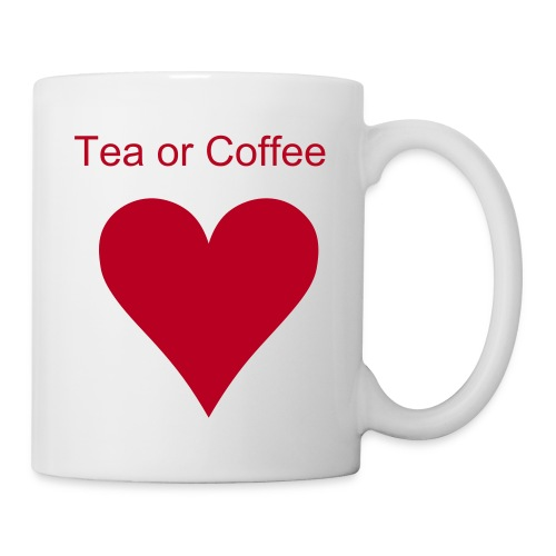 Tea or coffee - Mug