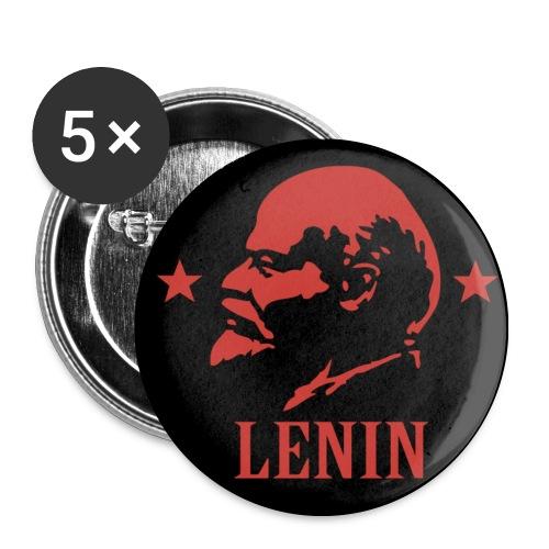 Lenin Badges - Buttons medium 32 mm