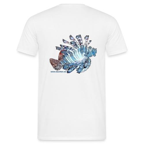 Feuerfisch 2 T-Shirt - Männer T-Shirt
