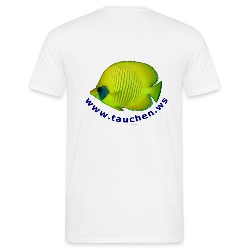 Falterfisch T-Shirt - Männer T-Shirt