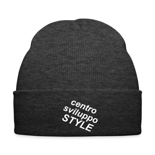 Cappelo STYLE - Cappellino invernale