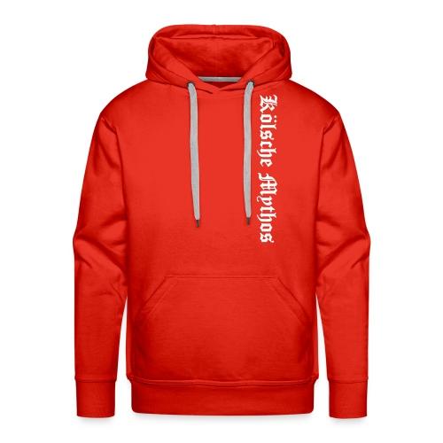 Kapuzen Shirt - Männer Premium Hoodie