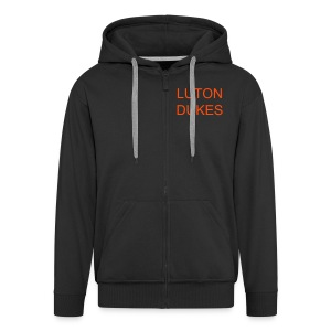 Dukes Hooded Jacket - Men's Premium Hooded Jacket