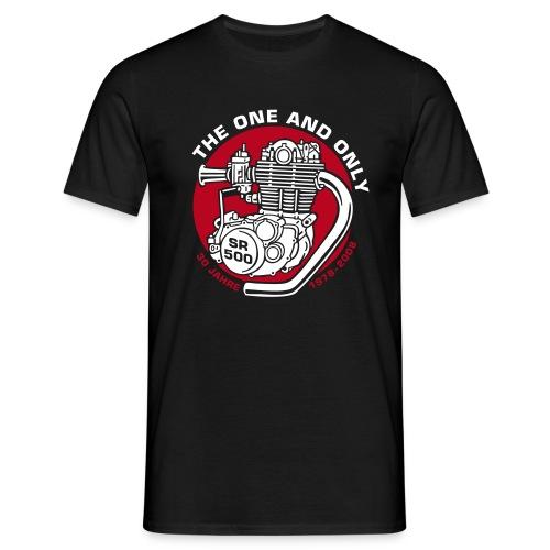 Shirt 30 Jahre SR 500 - Männer T-Shirt