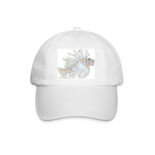 Feuerfisch Cap - Baseballkappe