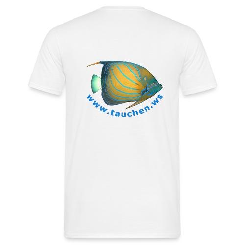 Kaiserfisch T-Shirt - Männer T-Shirt