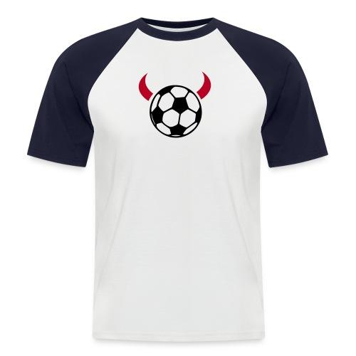 Goalgetter - Männer Baseball-T-Shirt