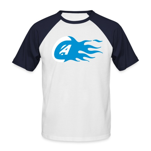 Camiseta Cineactual 13 - Camiseta béisbol manga corta hombre