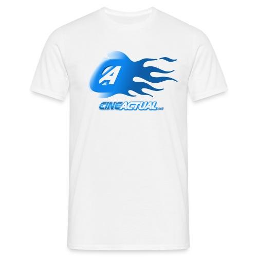 Camiseta Cineactual 8 - Camiseta hombre