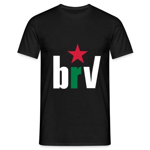 Rojiverde 2caras - Camiseta hombre