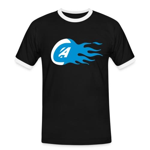 Camiseta Cineactual 4 - Camiseta contraste hombre