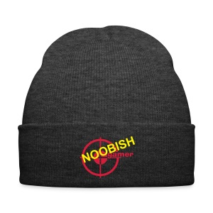 Noobish Gamer Beanie - Winter Hat