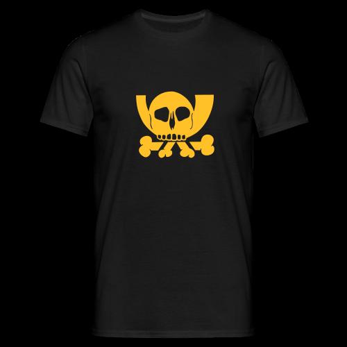 Pesthörnchen - Männer T-Shirt