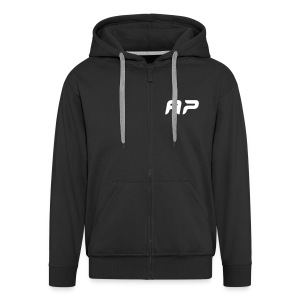 Mens AP Hooded Jacket 001 - Men's Premium Hooded Jacket