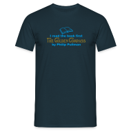 T-Shirts ~ Men's T-Shirt ~ The Golden Compass (Read Book) Var Clrs