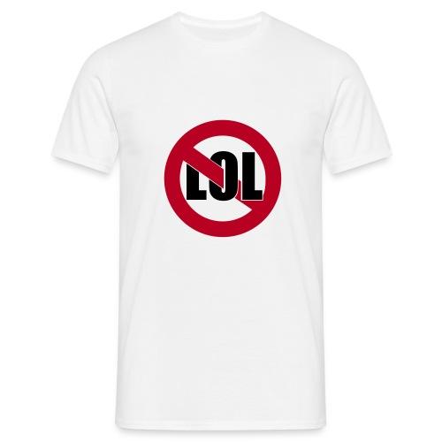 *lol* - Männer T-Shirt