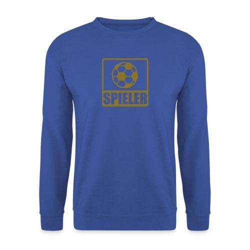 Pullover Fussballspieler - Männer Pullover