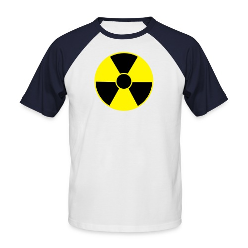 Radioactive - Men's Baseball T-Shirt