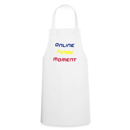 Online Pinoy Moment Apron - Cooking Apron