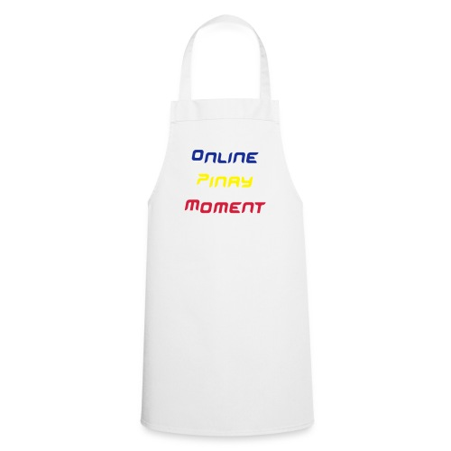 Online Pinay Moment Apron - Cooking Apron