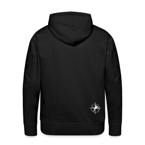 ANTI-LOVER Kill the Cupid hoodie - Men's Premium Hoodie