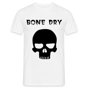 Basic Skull T-Shirt - Men's T-Shirt