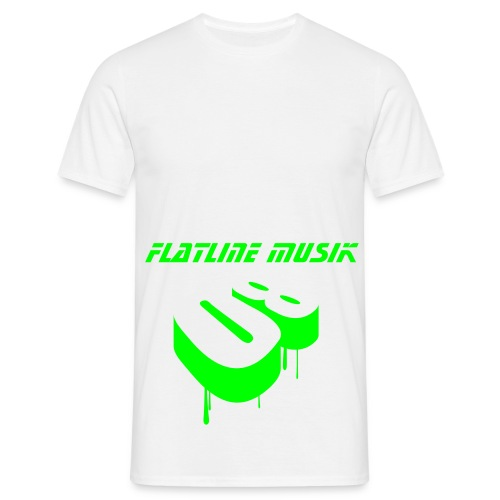 !!..NEW..!! Flatline 2008 tee - Men's T-Shirt