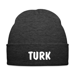 TURK WOOLY HAT (GREY) - Winter Hat