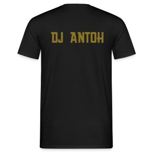 DJ Antoh GOLD - Men's T-Shirt
