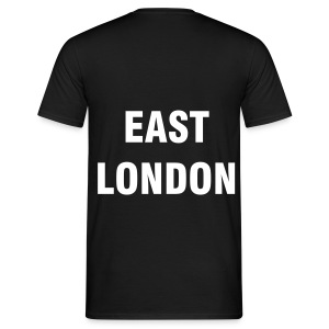 EAST LONDON T-SHIRT (BLACK) - Men's T-Shirt