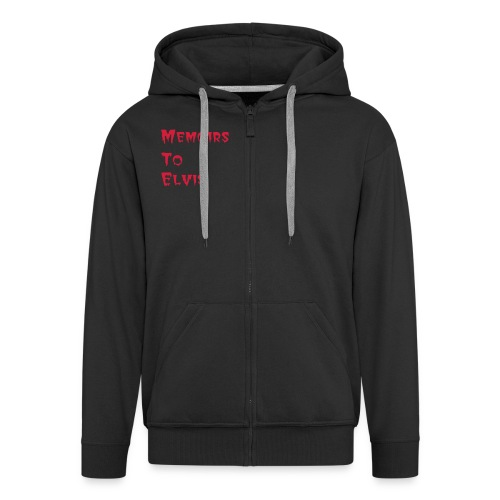 Fuck You Up Hoodie - Men's Premium Hooded Jacket