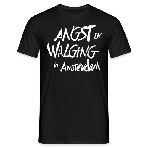 Fear & Loathing in Amsterdam t-shirt - Mannen T-shirt